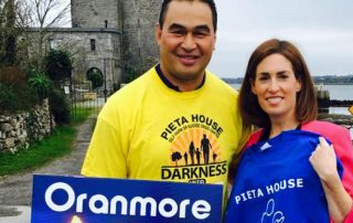 Darkness into Light walk Pieta House Hildegarde Mental Health and Counseling