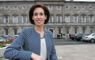 OIREACHTAS OUTSIDE 1 320x202 - Hildegarde Naughton Recent News