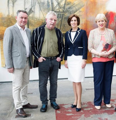 Supporting the Arts 1 2 400x413 - Galway International Arts Festival