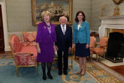 29216557 1676627912417794 3140615575873519616 n 400x267 - International Women's Day & 100th Anniversay of the Vote for Women in Ireland
